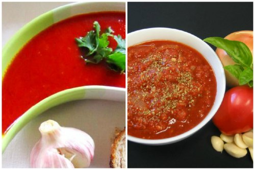 томатный рецепт
