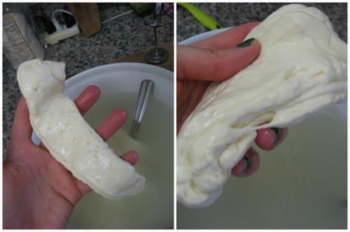 Сырная масса в рассоле