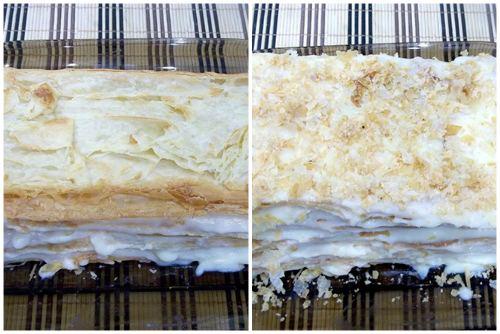 Сборка тортика