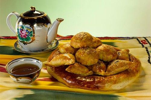 Узбекское кушанье