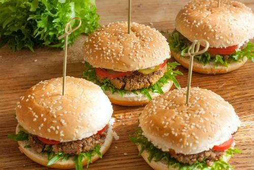 Веджибургеры