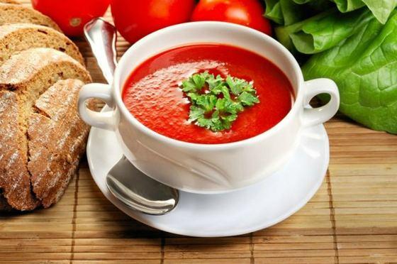 Знаменитый испанский суп