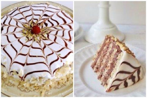 Известный десерт во всей красе