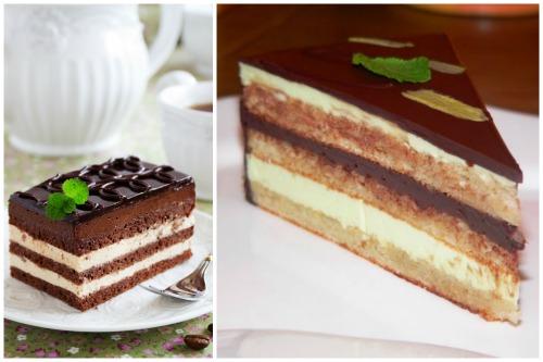 Красивый тортик