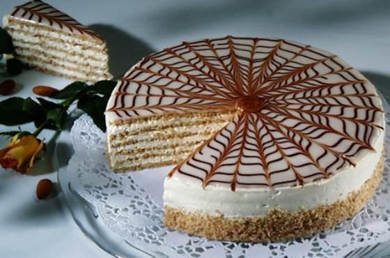 Легендарный десерт из Австрии