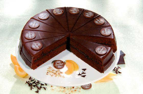 Знаменитый австрийский десерт