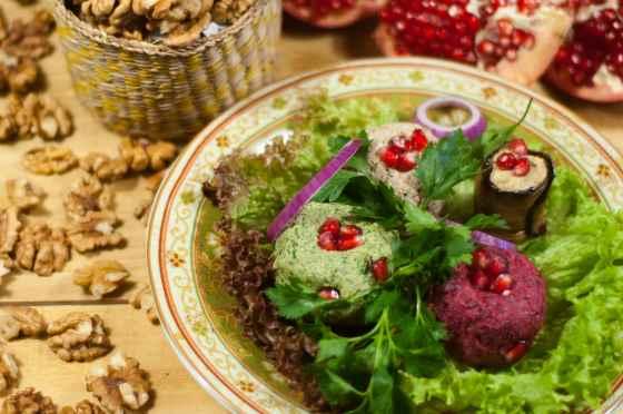 Пхали: рецепт классического блюда и другие модификации