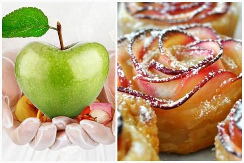 свежее и десерт