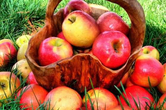 Натуральные фрукты