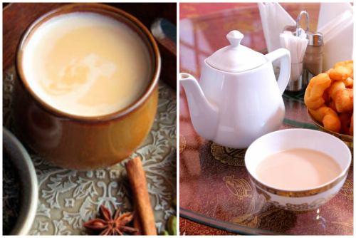 Добавление молока