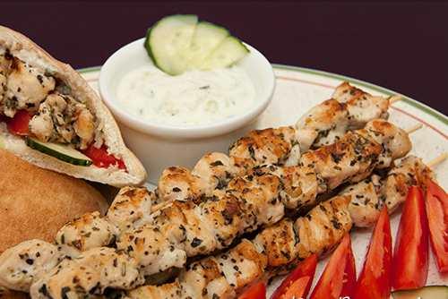 Греческое блюдо