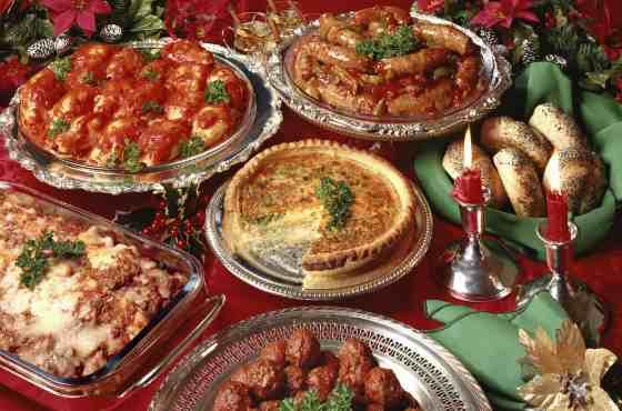 Разнообразие горячих блюд
