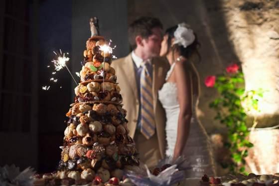 Лучший десерт на свадьбу