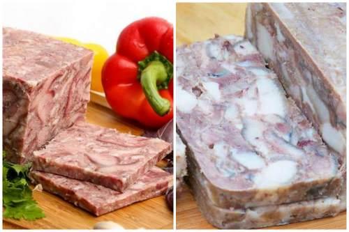 Потрясающее мясное угощение
