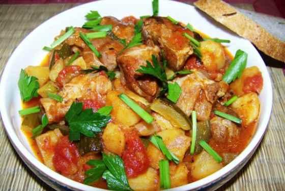 Известное блюдо татарской кухни