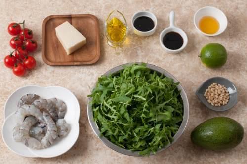 компоненты для салата