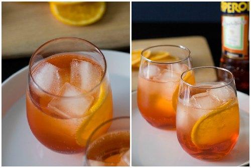украсить долькой апельсина и подавать к столу