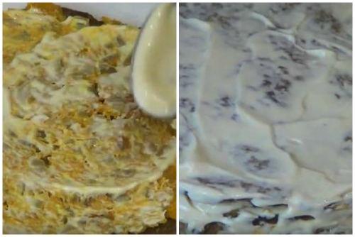 Сборка и оформление торта