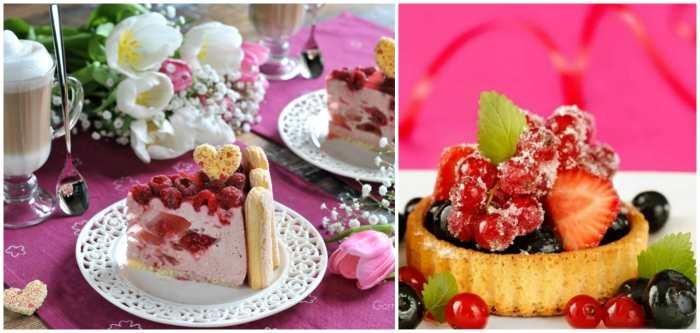 Десерт на праздничный стол