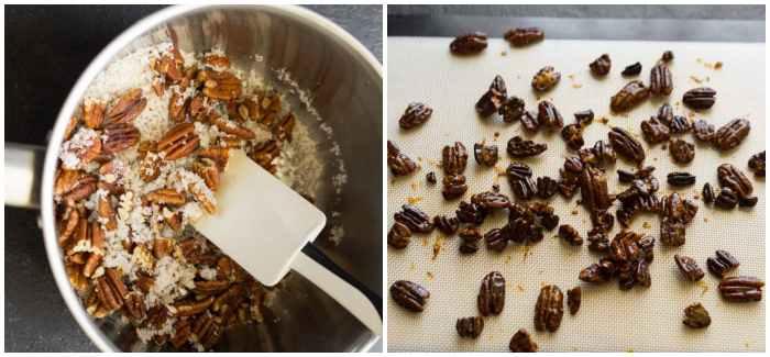 Ореховая глазурь