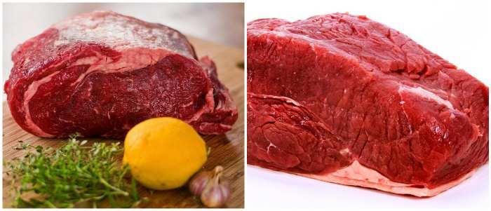Мясо для ростбифа