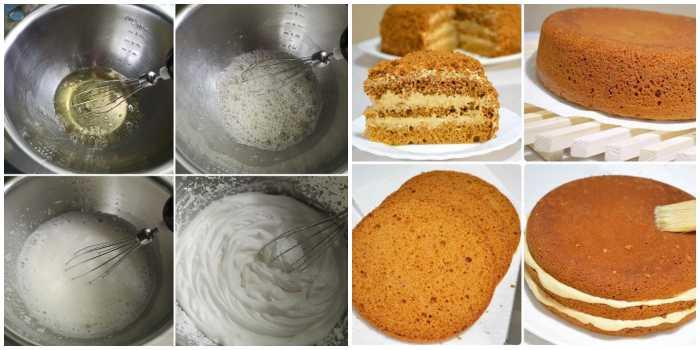 Крем для лимонного торта