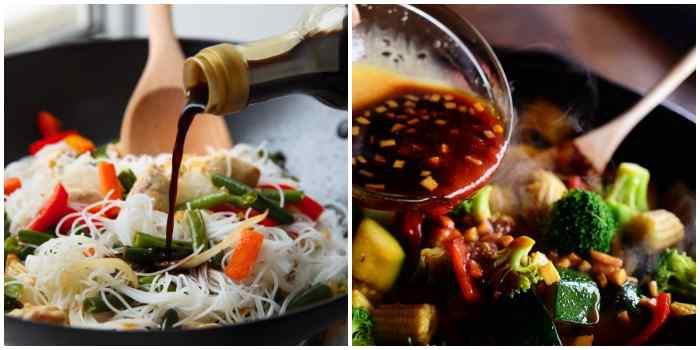 Соевый соус в кулинарии