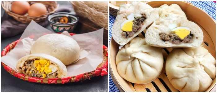 Пирожки по-вьетнамски Бань бао