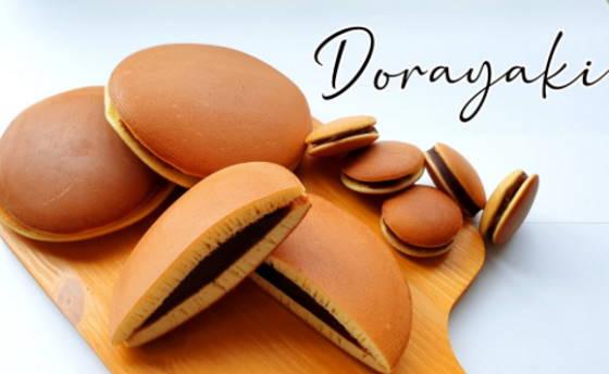Восточный десерт Дораяки