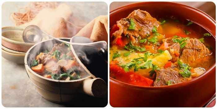 Рецепт из говядины