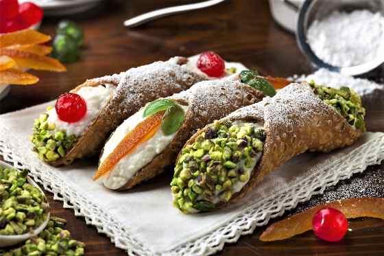 Легендарный сицилийский десерт