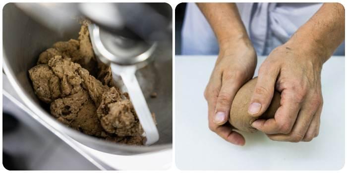 Тесто для вафельных трубочек