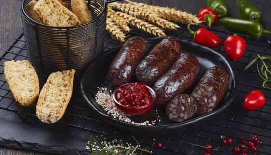 Кровяная колбаса