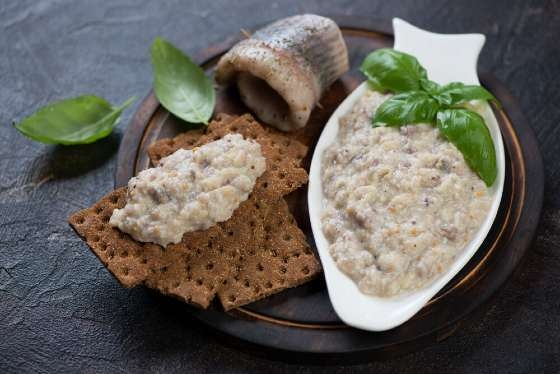 Известное еврейское блюдо